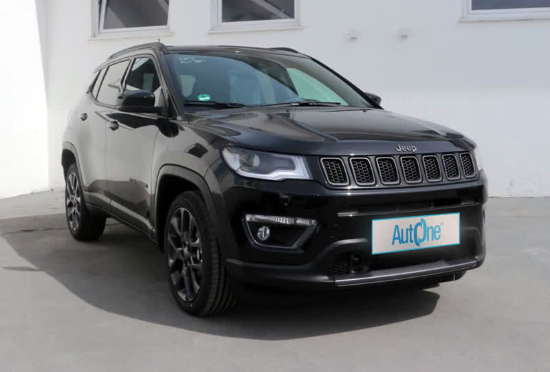 jeep compass 1.3 t4 gse 150cv s automatic