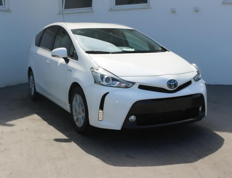 toyota prius+ 1.8 134cv hybrid automatic 7p