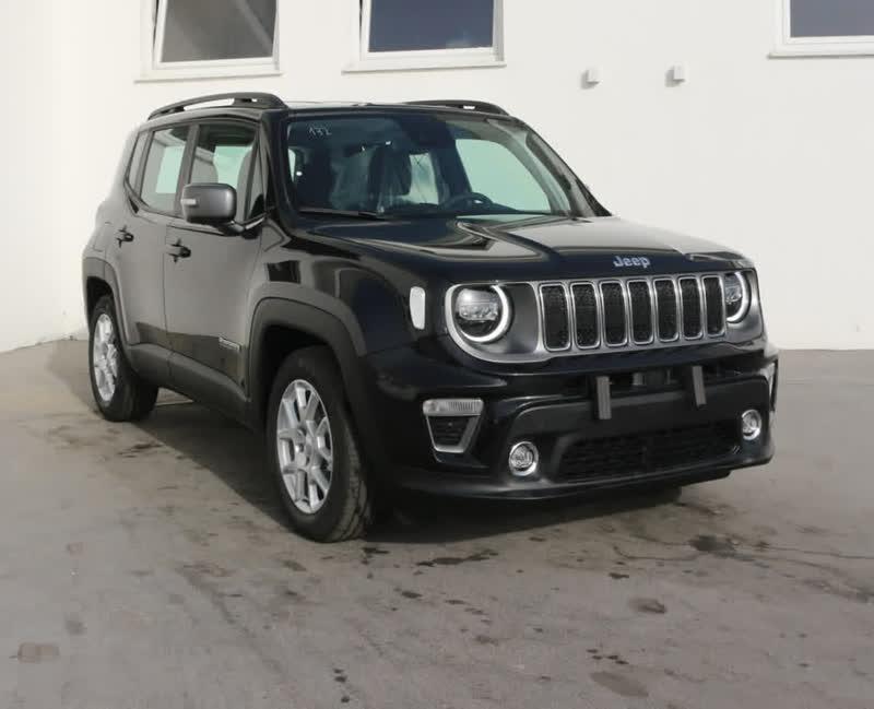 jeep renegade my21 limited 1.6 mjt 130cv navi full led